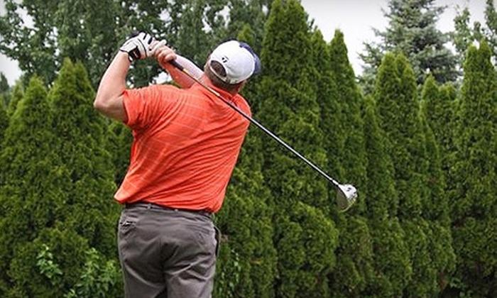 Stony Creek Golf Course - Oak Lawn: Golf Package for Two or Four at Stony Creek Golf Course (Up to 53% Off)