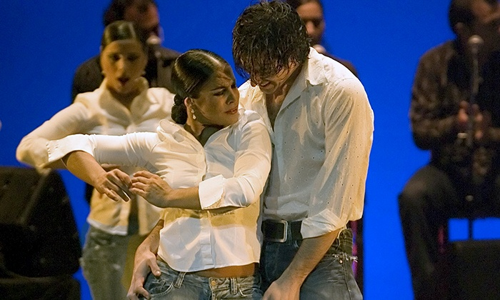 Compania Flamenca Jose Porcel - Bergen Performing Arts Center: Compañia Flamenca José Porcel on October 22 at 8 p.m.