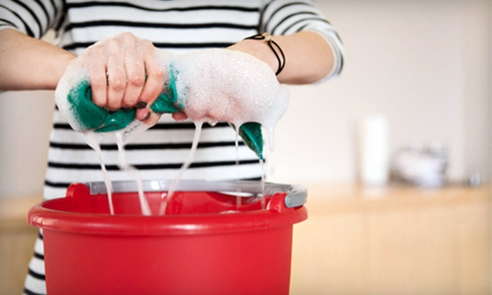 Nidia's Cleaning Services - Ventura: Two or Three Man-Hours of Housecleaning from Nidia's Cleaning Service (Up to 60% Off)