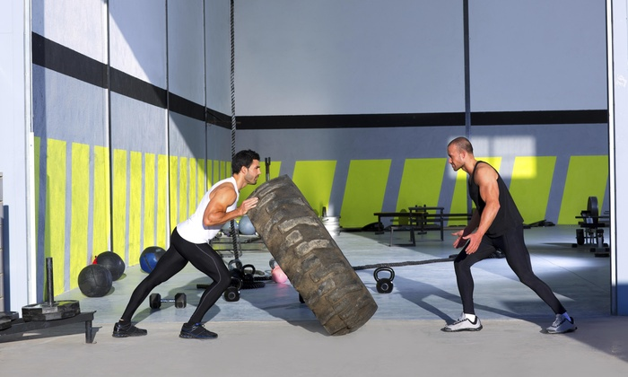 Crossfit Route 5 - St. Charles: Up to 71% Off Crossfit  at Crossfit Route 5