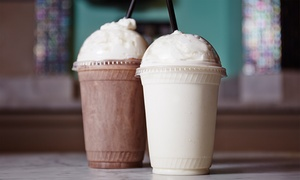 The Chocolate Moose: $12 for $20 Worth of Ice Cream, Sandwiches, and Shakes at The Chocolate Moose