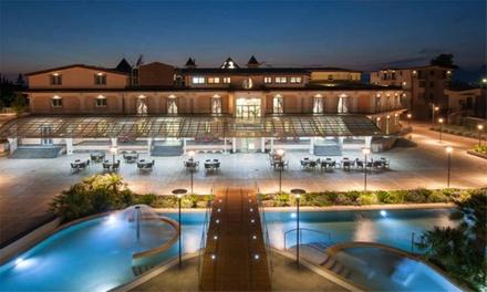 Percorso Spa di coppia e Prosecco a 39,90€euro