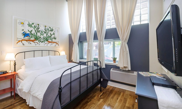 The Box House Hotel - Greenpoint: $225 for a One-Night Stay at The Box House Hotel in Brooklyn, NY (Up to $349 Value)