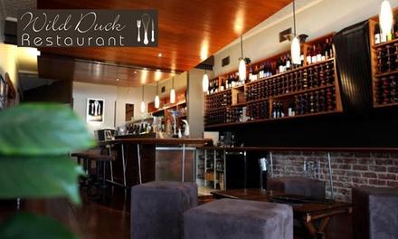 Wild Duck Restaurant In Nedlands Groupon