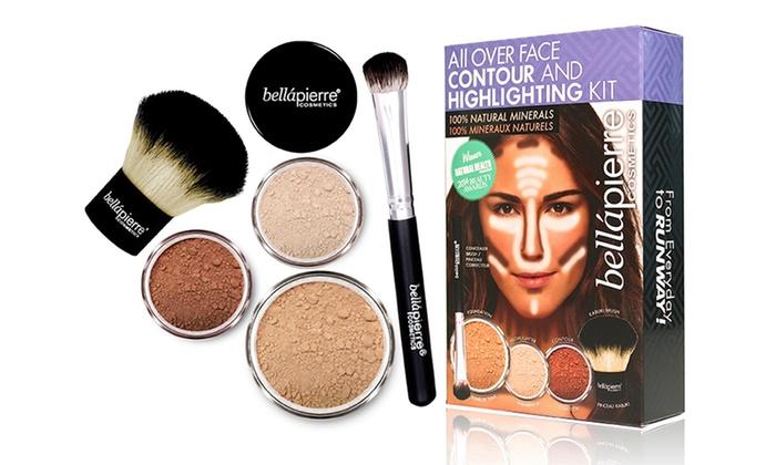 Makeup contouring kit