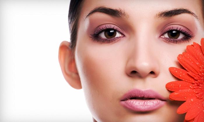Sherri Lynn Esthetics - Franklin - Randolph: Rejuvenating Facial with Foot Reflexology or Microdermabrasion with Peel at Sherri Lynn Esthetics (Up to 63% Off)