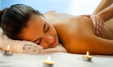 One or Three 60-Minute Massages (Deep Tissue or Swedish) at Synergy Wellness Center (Up to 49% Off)
