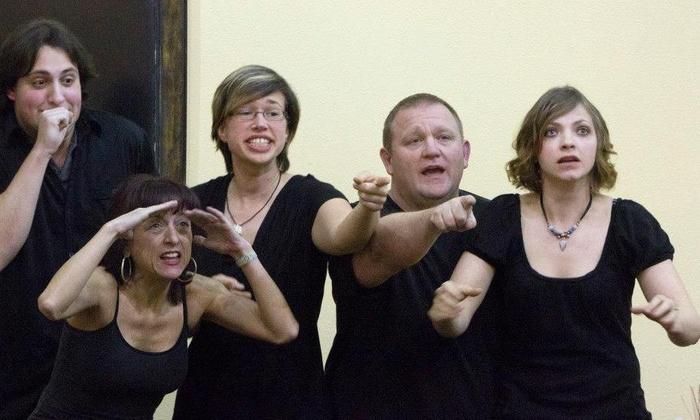 Salem Playback Theatre - Central Area: Four Acting Classes at Salem Playback Theatre (38% Off)