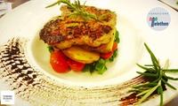 Menu di mare di 3 o 4 portate con antipasto gourmet e vino da Tomoko Tudini, zona via Cavour (sconto fino a 78%)