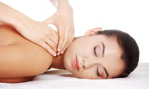 Calm Solution: $75 for a Spa Package with Signature Facial, Massage, and Aromatherapy at Calm Solution ($145 Value)