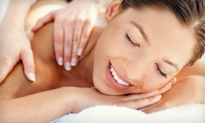 Christopher's Salon/Spa - Middletown: One or Three 60-Minute Elemental Nature Massage at Christopher's Salon/Spa (Up to 58% Off)