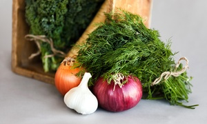 Green Grocer Chicago: Organic, Local Groceries at Green Grocer Chicago (20% Off)
