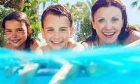 Voor de échte waterratten: Aqua Mundo, subtropisch zwembad van Center Parcs Erperheide