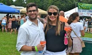 Up To 45% Off Admission At South Carolina Reggae Jerk & Wine Festival