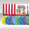$24.99 for Little Genius Favorite Children's Songs CDs
