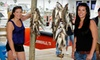 Isla Tours - East Cameron: Bay-Fishing Trip for Two or Four from Isla Tours (Up to 51% Off)
