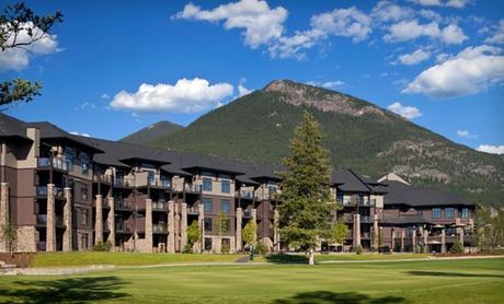 4-Star Resort near Kootenay National Park