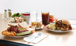 Charly's Airport Restaurant: Sandwiches, Soups, and Salads at Charly's Airport Restaurant (Up to 52% Off). Three Options Available.