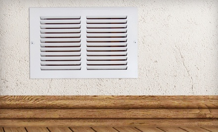 Whole-House Duct Cleaning with Furnace Checkup or Dryer-Vent Cleaning from Experts Air Duct Pros (Up to 85% Off)