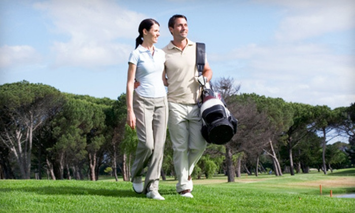Benbow RV Park and Campground - Rohnerville: One-Night Camping and Golf Package with Cart Rental for Two or Four at Benbow Inn in Garberville (Up to 69% Off)
