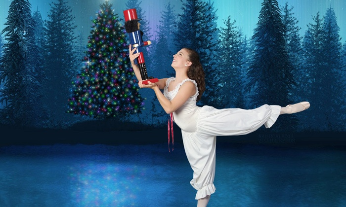 "New England Civic Ballet Presents Tchaikovsky's ""The Nutcracker"" - Rogers Center for the Arts- Merrimack College: New England Civic Ballet Presents Tchaikovsky's ""The Nutcracker"" on December 13 or 14 (Up to Half Off)"