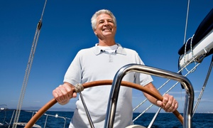 Pacifica Sailing Charters: Sailing Lesson and Cruise, Dolphin Cruise, or Sunset Cruise from Pacifica Sailing Charters (Up to 56% Off)
