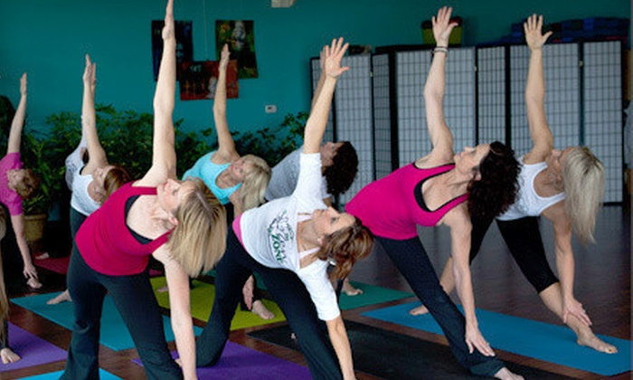 The Zen Zone - Lee's Summit: 5 or 10 Yoga Classes at The Zen Zone in Lee's Summit (71% Off)