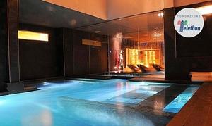 Be Good Spa: Be Good Spa di Ovada: Percorso Spa di 3 ore più massaggio relax da 30 minuti per 2 persone (sconto fino a 54%)