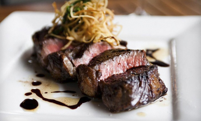 Mill Creek Tavern - Bayville: Steak and Seafood at Mill Creek Tavern (Up to 54% Off). Two Options Available.