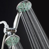 Microban Antimicrobial Nozzle Protection 30-Setting Shower Combo