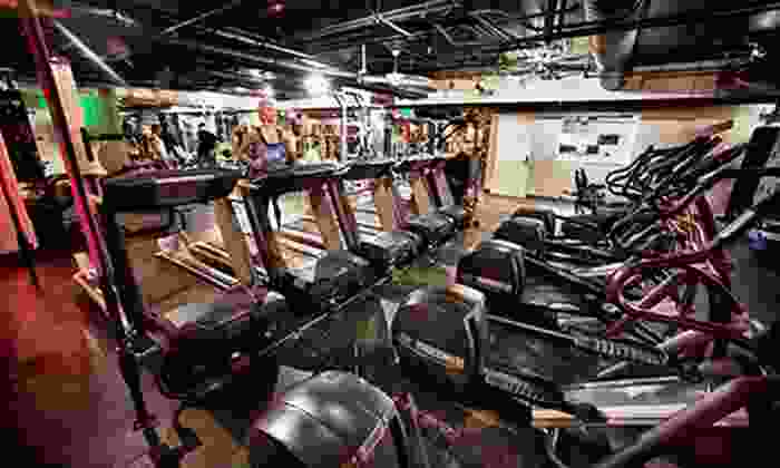 Gym Box - Brentwood: 10 Boxing, Kickboxing, or TRX Classes at Gym Box (81% Off). Two Options Available.