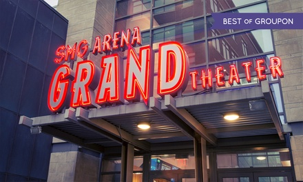 One, Two, or Four Groupons, Each Good for One Movie Ticket at Studio Movie Grill (Up to 51% Off)