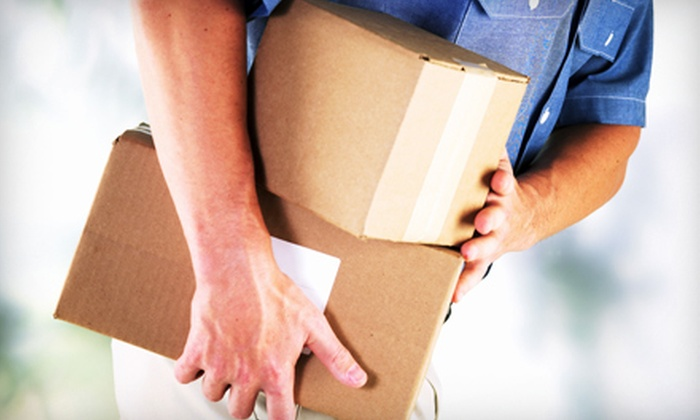 Eagle Postal Center - Multiple Locations: $15 for $30 Worth of Packing and Shipping Services at Eagle Postal Center