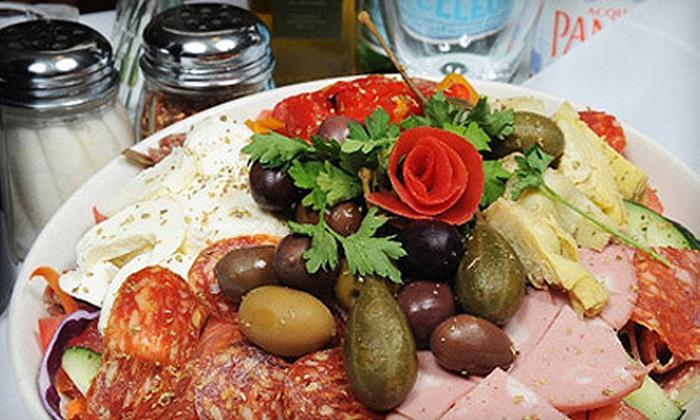 Amici Ristorante - Kenmore: Italian Cuisine and Drinks for Two or Four at Amici Ristorante (Half Off)