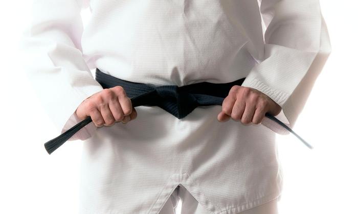 Shido Martial Arts - Freehold: 1 Month of Muay Thai Kickboxing or Tae Kwon Do at Shido Martial Arts (76% Off)