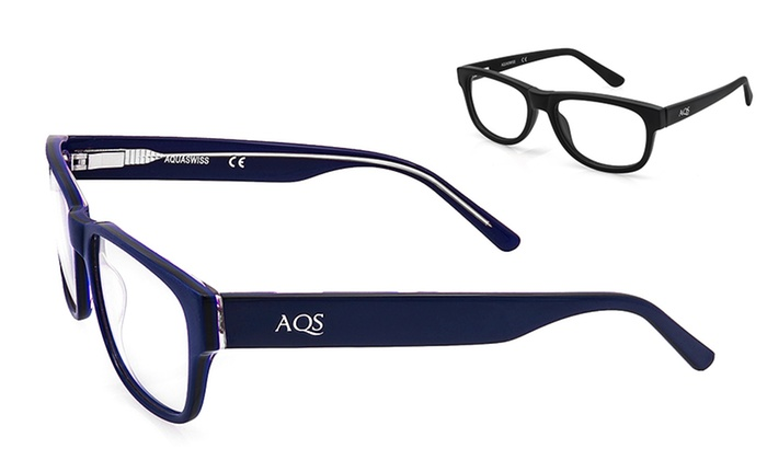 Aquaswiss Optical Frames: Aquaswiss Optical Frames for Men and Women. Multiple Styles Available.