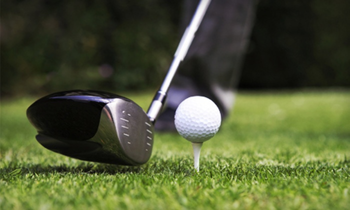 Wedges & Woods - Augusta: $15 for All-Day Access to the Driving Range, Unlimited Range Balls, and a Fountain Drink at Wedges & Woods ($90 Value)