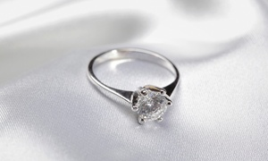 Fairmont Jewelry: Jewelry Restoration for a Yellow Gold, White Gold, or Platinum Ring at Fairmont Jewelry (Up to 53% Off)