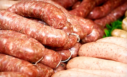 Fresh or Processed Meats at Rocky's Sausage Haus (Up to Half Off)