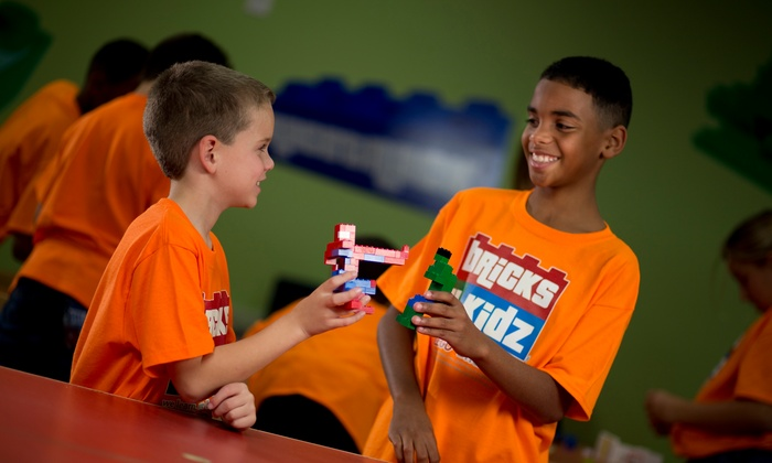 Bricks 4 Kidz of St. Louis Metro East - Multiple Locations: Up to 45% Off Motorized Design / Robotics Camp at Bricks 4 Kidz of St. Louis Metro East