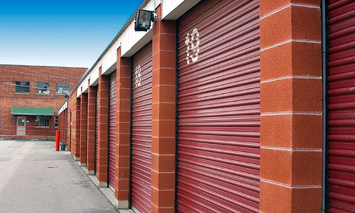 Steel City Self Storage - Pittsburgh: Three-Month Rental of a 5'x10', 10'x10', or 10'x20' Storage Unit  at Steel City Self Storage (Up to 52% Off)