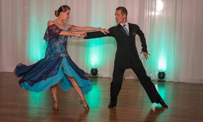 Allegro Ballroom - Metcalf View: $50 for $320 Worth of Dance Classes at Allegro Ballroom