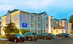 Stay At Microtel Inn & Suites By Wyndham York In York, Me. Dates Into February.