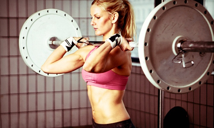 WhipIt CrossFit - Guilford Center: $40 for Four Weeks of Unlimited CrossFit at WhipIt CrossFit (Up to $225 Value)
