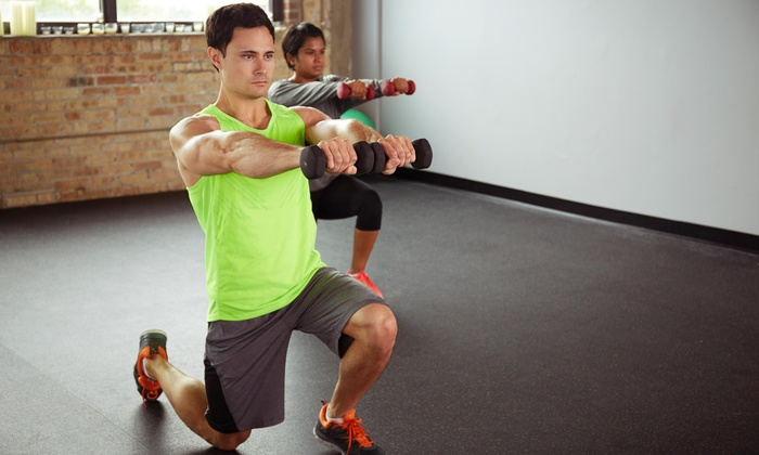 Stan's Model Fitness - Multiple Locations: Two Personal Training Sessions at Stan's Model Fitness (70% Off)