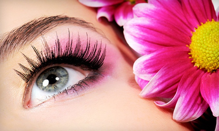 StyLis Looks - Independence: Partial or Full Set of Eyelash Extensions at StyLis Looks in Independence (Up to 52% Off)