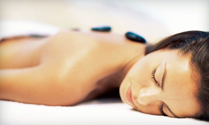 Renu Massage Therapy and Day Spa - West Side: One or Three Aromatherapy or Hot-Stone Massages at Renu Massage Therapy and Day Spa (Up to 56% Off)