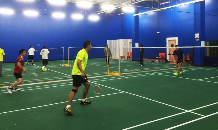 Arch Badminton Center - Chesterfield: Three-Hour Badminton Session for Two or Four, or Two-Hour Exclusive Court Rental (Up to 58% Off)