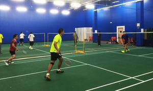 Arch Badminton Center: Three-Hour Badminton Session for Two or Four, or Two-Hour Exclusive Court Rental (Up to 63% Off)