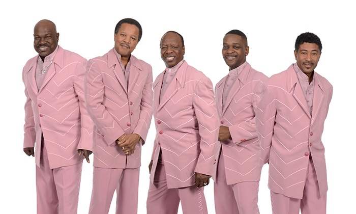 70's Soul Jam - Florida Theatre: '70s Soul Jam with The Spinners, The Stylistics, and The Main Ingredient on January 8 (Up to 54% Off)